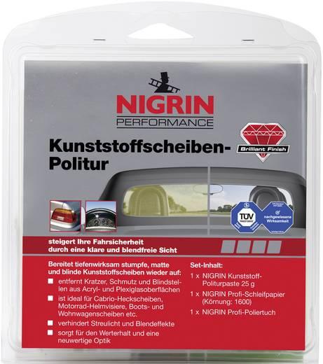 Kunststoffscheibenpolitur Nigrin PERFORMANCE 73914 1 St.