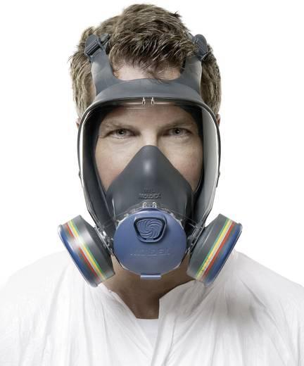 Atemschutz Vollmaske ohne Filter Größe: L Moldex EasyLock 900301