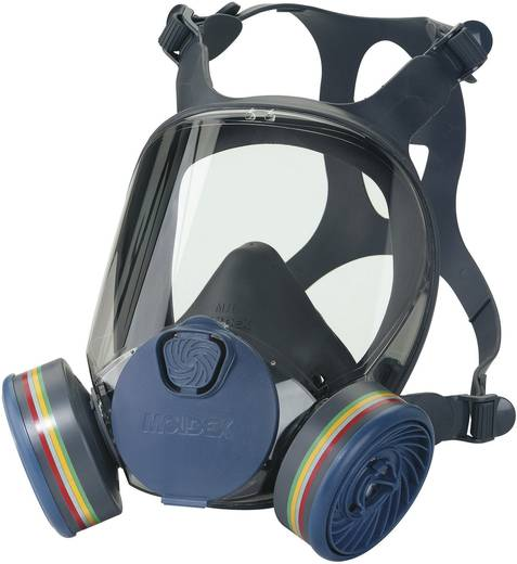 Atemschutz Vollmaske ohne Filter Größe: S Moldex EasyLock 900101