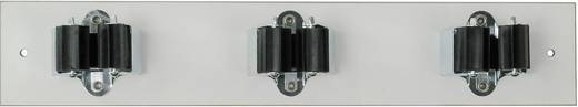 40 146 PRAX Gerätehalterleiste 3-25W (L x B) 330 mm x 60 mm