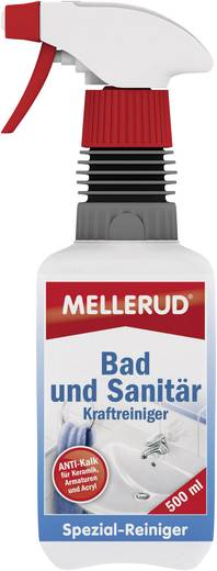 Mellerud Bad und Sanitär Kraftreiniger 2006502060 500 ml
