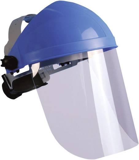 Schutzvisier Leipold + Döhle 2669 Blau, Transparent DIN EN 166