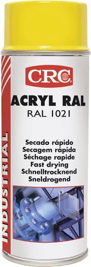 CRC 11679-AA ACRYL-Schutzlack RAL 1021 Gelb 400 ml