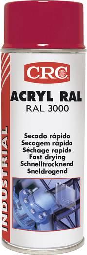 CRC 11678-AA ACRYL-Schutzlack RAL 3000 Feuer-Rot 400 ml