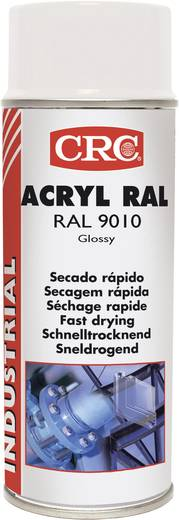 CRC 31064-AA ACRYL-Schutzlack RAL 9010 Weiß (glänzend) 400 ml