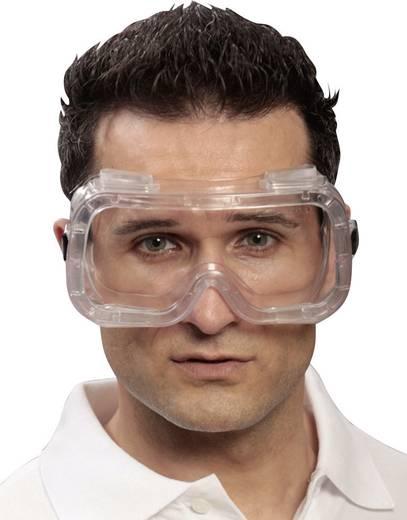 EKASTU Sekur Vollsichtbrille CLARO 277 381 Kunststoff (PVC, PC) DIN EN 166 1 3 4 9 – BT