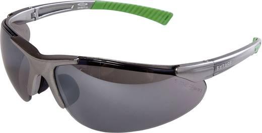 Schutzbrille EKASTU Sekur 277 375 Grau, Grün DIN EN 166-1