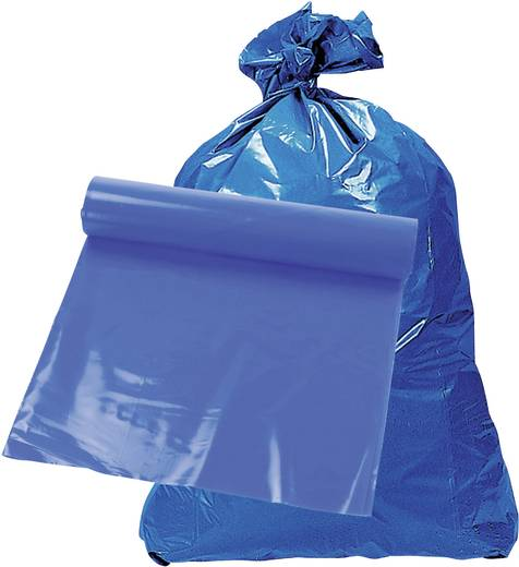 Müllsack 120 l Blau 10 St.