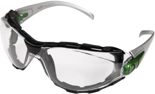 Schutzbrille EKASTU Sekur 277 374 Schwarz, Grau DIN EN 166-1