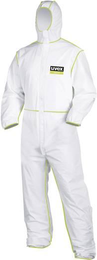 Uvex 9871011 Einwegschutzanzug Typ 5/6 Größe=L Weiß