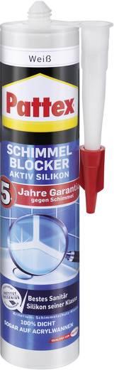 Pattex Schimmel-Blocker Farbe Weiß PFSBW 300 ml