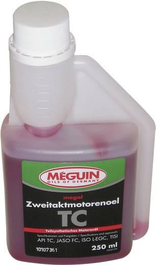 Meguin 2053 Zweitaktmotorenöl TC (teilsynthetisch) 250 ml