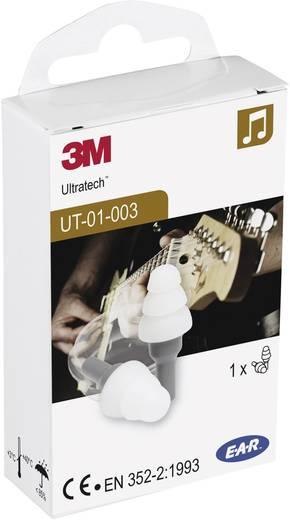 Gehörschutzstöpsel 20 dB mehrweg 3M Ultratech UT01003 1 Paar