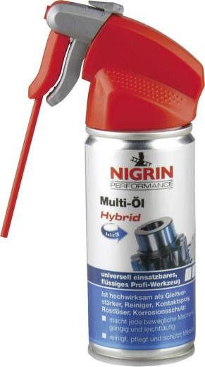 Multifunktionsspray Nigrin Hybrid 74144 100 ml