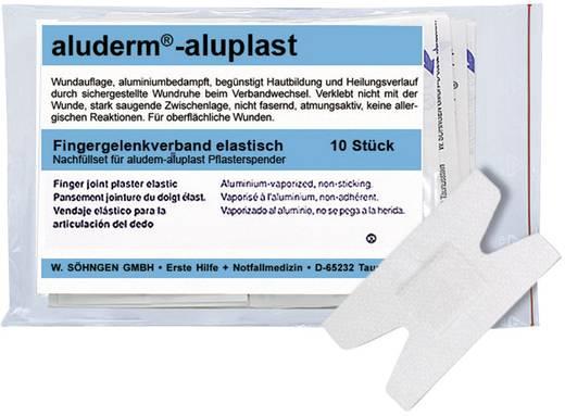 Söhngen 1009917 Nachfüllset aluderm®-aluplast Wundverbände für Pflasterspender 10 St.