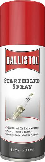 Starthilfespray Ballistol Startwunder 25500 200 ml