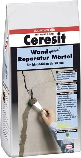 Wand Reperatur-Mörtel