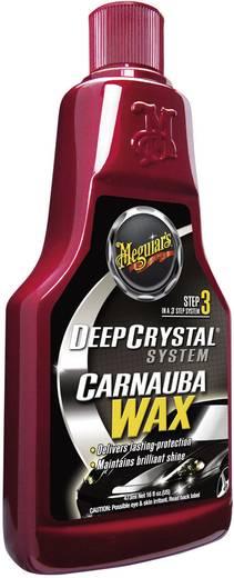 Autowachs Meguiars Deep Crystal Wax Carnauba 650020 473 ml