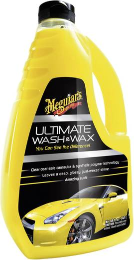 Autoshampoo Meguiars Ultimate Wash & Wax 650153 1420 ml