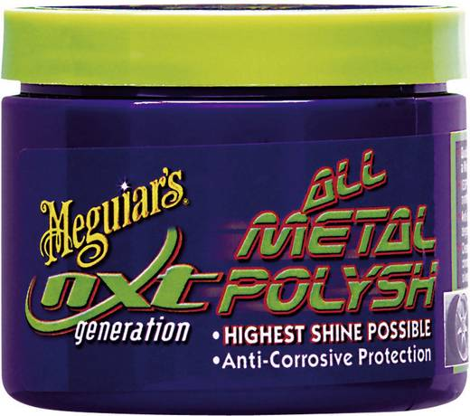 Metallpolitur Meguiars NXT All Metal Polysh 650044 142 g