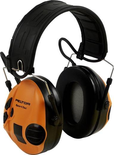 Impuls-Kapselgehörschützer 26 dB 3M Peltor SportTac MT16H210F-478-GN 1 St.