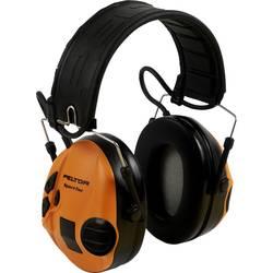 Mušlový chránič sluchu proti impulzním zvukům 3M Peltor SportTac MT16H210F-478-GN, 26 dB, 1 ks