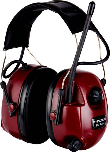 Impuls-Kapselgehörschützer 32 dB Peltor Alert FM-radio M2RX72A2 1 St.