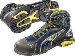Bezpečnostní obuv S1P PUMA Safety Metro Protect 632230, vel.: 44, černá, modrá, žlutá, 1 pár