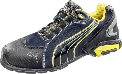 Sicherheitshalbschuh S1P Größe: 45 Schwarz, Blau, Gelb PUMA Safety Metro Protect 642730 1 Paar