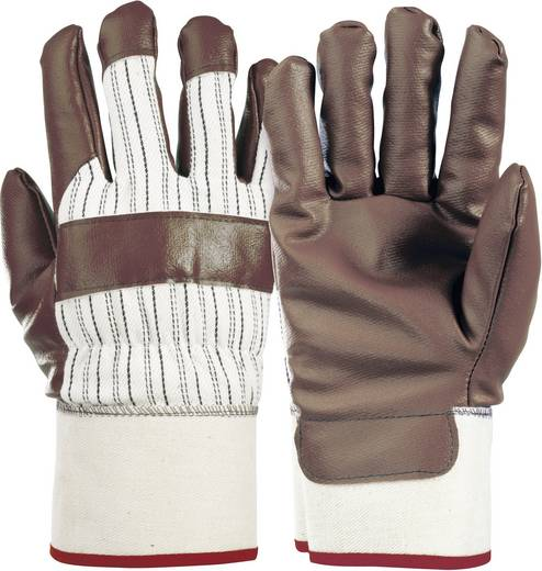 Nitril Arbeitshandschuh Größe (Handschuhe): 11, XXL CAT II KCL Worktril® 315 1 Paar