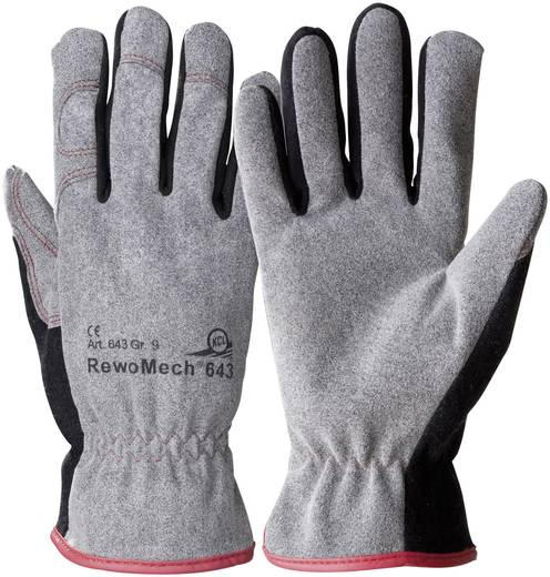 KCL 643 Handschuh Rewomech Kunstleder Größe 10 1 Paar