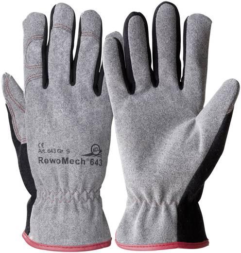 Kunstleder Arbeitshandschuh Größe (Handschuhe): 9, L CAT II KCL RewoMech 643 1 Paar