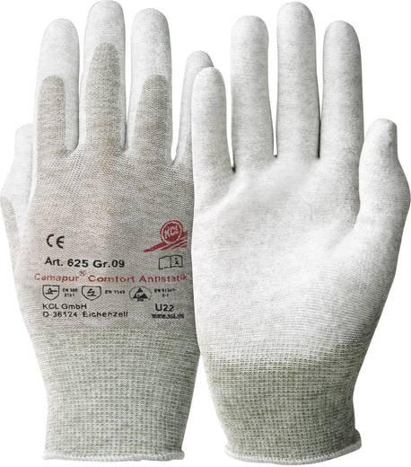 KCL 625 Handschuh Camapur Comfort Antistatik Polyurethan, Polyamid, Kupfer Größe 9 1 Paar