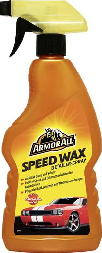 Autowachs ArmorAll Speed Wax 44500L 500 ml