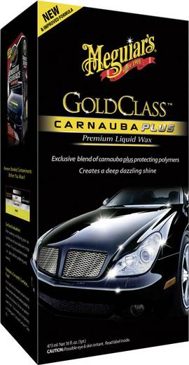 Autowachs Meguiars Gold Class Carnauba Plus G7016 473 ml