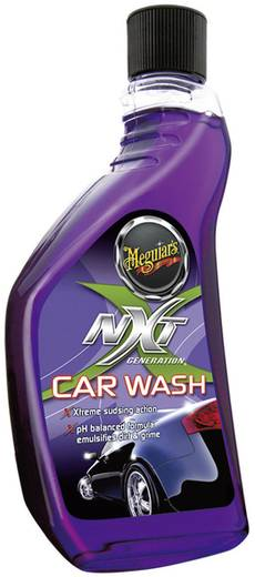 Autoshampoo Meguiars NXT Car Wash G12619 532 ml