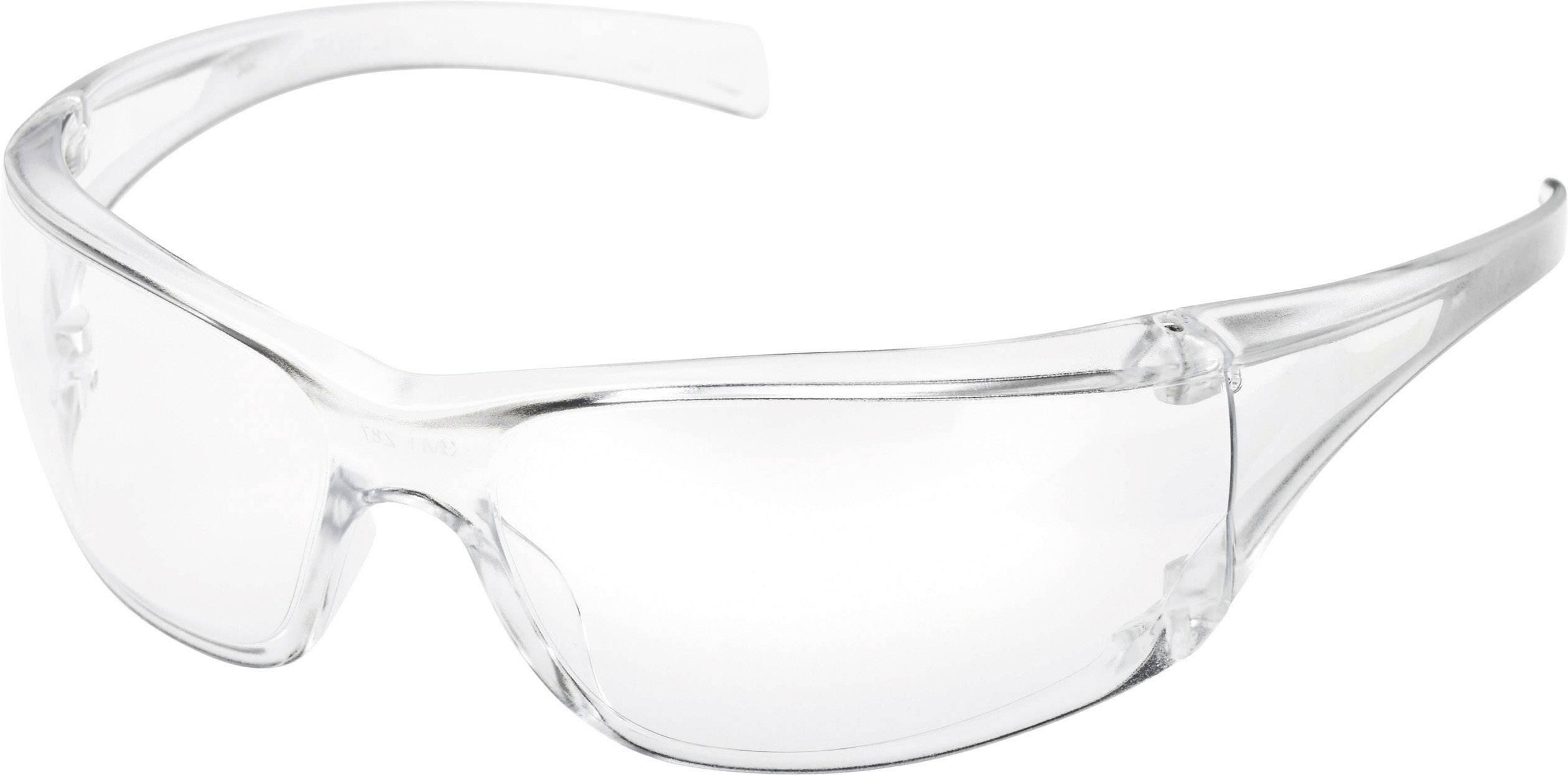 Schutzbrille Arbeitsbrille klar transparent nach EN166