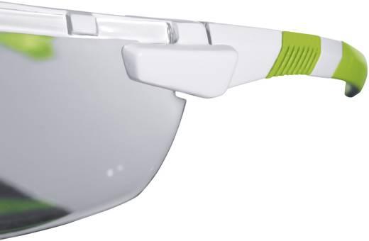 Uvex 9190315 Schutzbrille I-3 Weiß, Lime