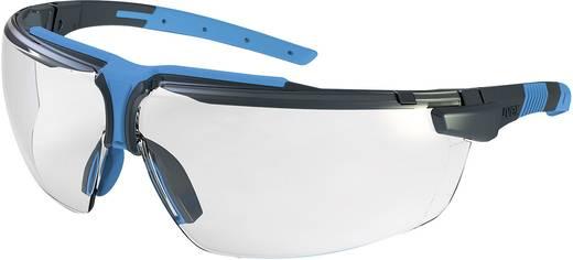 Uvex 9190275 Schutzbrille I-3 Anthrazit, Blau