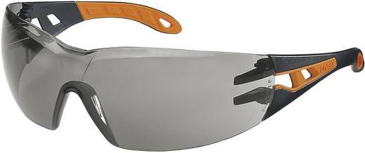 Schutzbrille Uvex 9192245 Schwarz, Orange