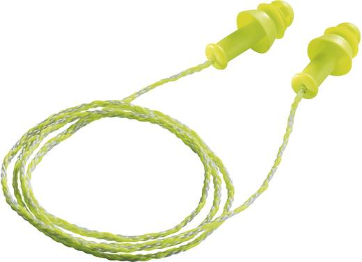 Gehörschutzstöpsel 27 dB mehrweg Uvex whisper+ 2111212 50 Paar