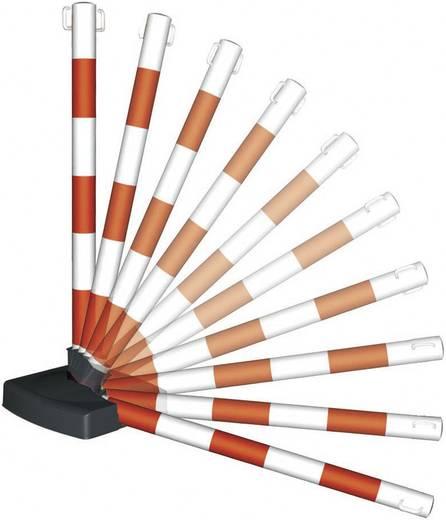 Moravia 175.15.959 GUARDA-Flex Ketten-Warnständer zum Umklappen Rot, Weiß Kunststoff (Ø x H) 50 mm x 900 mm