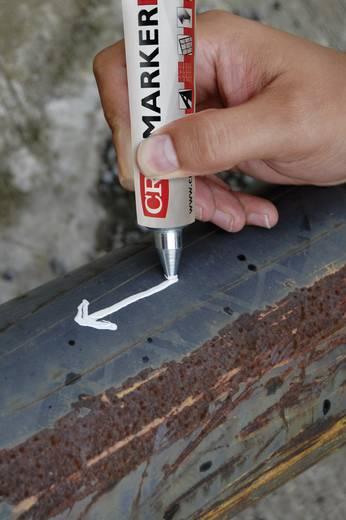 CRC 30158-AA MARKERBALL Tubenmarkierer mit Kugelventil Weiß 50 ml