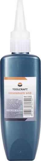 TOOLCRAFT Keramikpaste weiß 50 g