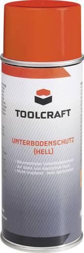 Unterbodenschutz hell TOOLCRAFT 893980 400 ml