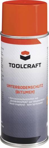 Unterbodenschutz Bitumen TOOLCRAFT 893981 400 ml