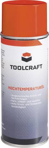 TOOLCRAFT Hochtemperaturöl 400 ml