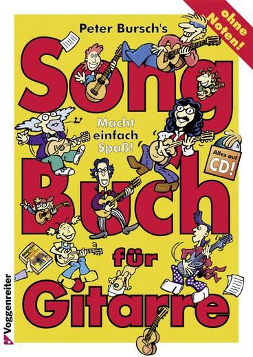Peter Burschs Songbuch für Gitarre