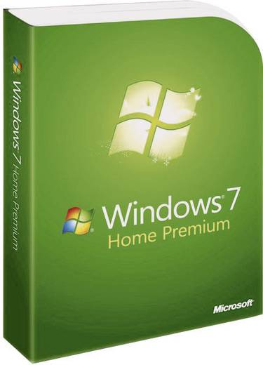 microsoft windows 7 home premium 32 bit oem inkl service. Black Bedroom Furniture Sets. Home Design Ideas