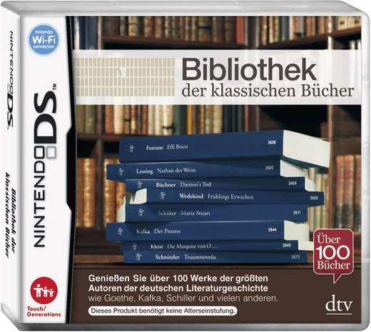 Bibliothek der klassischen Bücher - Nintendo DS, Nintendo 3DS & 2DS